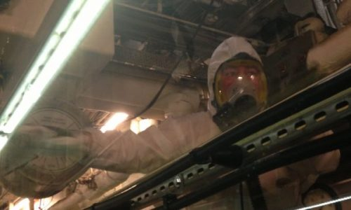 3 Saneren schip machinekamer