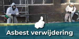 Verwijderen van asbest Oud-Beijerland
